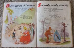 Nursery Rhyme Page